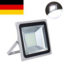 100W Kaltweiß 220V SMD LED Fluter Flutlicht Strahler Scheinwerfer Außen Lamp