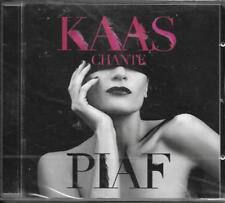 Kaas chante Piaf Patricia Kaas RWE CD 01/01/2012