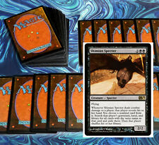 mtg BLACK DISCARD DECK Magic the Gathering rare 60 cards + specters