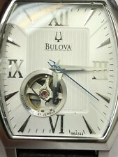 bulova mens watch automatic/96A144 / 21 Jewels