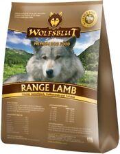 Wolfsblut - Range Lamb Trockenfutter -2kg- Lamm & Vollkornreis - Getreidefrei