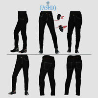 Women's Motorbike Reinforce with Aramid Protection Lining Jeans