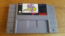 Super widget us snes super nintendo NTSC #