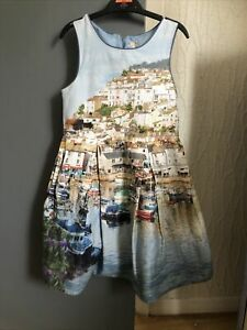 Next Harbourside Dress Age 6