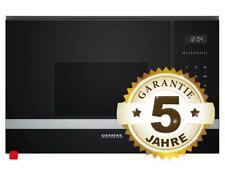 Siemens iQ500 Einbau-Mikrowelle - Edelstahl (BF525LMS0)