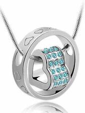 Fashion Jewelry Modeschmuck-Halsketten & -Anhänger mit Türkis-Hauptstein für Damen