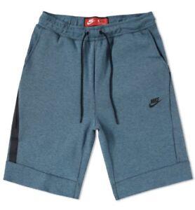 """Nike Mens Tech Fleece Sweat 9"""" Shorts 805160-055 Nike Sportswear Small S"""