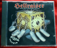 Hellraiser The Second Chapter / Vol. 2 - 39 Tracks CD - 1994 BMG Ariola