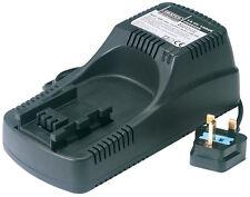 Draper Expert 14.4V Universal Battery Charger for Li-Ion and Ni-Cd Battery Packs
