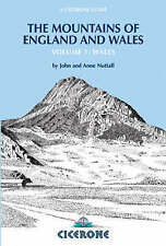 The Mountains of England and Wales: Volume 1 Wales: Wales v. 1, By Nuttall, Anne