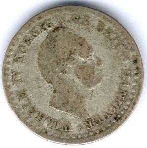 Hannover Wilhelm IV. (1830-1837) 1/12 Taler 1836 J.47, s/ss