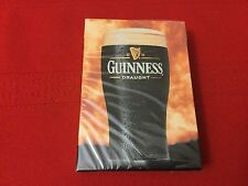 New In Sealed Package Guinness Playing Cards New