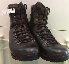 Altberg Defender Brown MTP Army Issue Vibram Sole Male Combat Boots 8W ALT18W