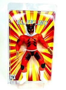 Felino Tiger Mask Luchador wrestling 7-Inch Figure, PVC Figure El Felino Figura