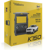 "iDATALINK MAESTRO KIT-F150 ADS-KIT-F150 RADIO KIT 2010-14 FORD F150 W/4.3""SCREEN"