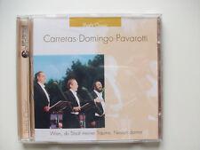 Domingo Pavarotti Carreras - Wien, du Stadt meiner Träume  Musik - CD 2004