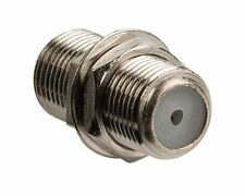 Glaxio Antenna coupler F connector female to female metal
