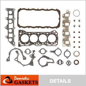 Fits 86-95 Suzuki Samurai Sidekick Swift 1.3L 8-Valve SOHC Head Gasket Set G13A