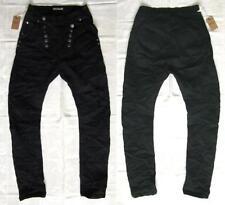 Damen-Jeans im Jeggings -/Stretch-Stil mit mittlerer Bundhöhe in Größe S
