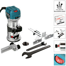 """Makita RT0700CX4 1/4"""" Router/Laminate Trimmer With Trimmer Guide 240V"""