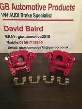Mk5 Golf R32 New Rear Vented Calipers And Carriers 310mm