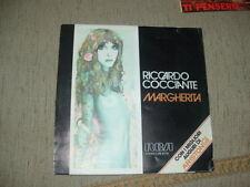 """RICCARDO COCCIANTE """" MARGHERITA """"    PUBBLICITA'  ARISTON  ITALY'83"""