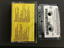 DJ Clue CLUE FOR PRESIDENT 90s Cassette CLASSIC NYC Mixtape
