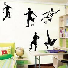 Soccer Ball Football Wall Sticker Decal Kids Room Decor Sport Boy Bedroom NEW!