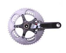 SRAM Red Carbon Fiber Road Bike Crankset 53/39T 10 Speed 172.5 mm GXP