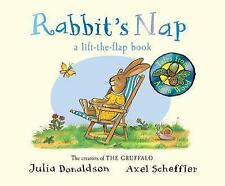 Rabbit's Nap by Julia Donaldson (Board book, 2015)
