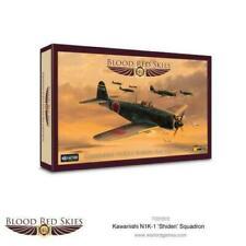 Kawanishi N1K2-J Shiden Kai Squadron - Blood Red Skies *A Chambers* Warlord