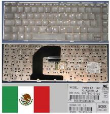Teclado Qwerty Latino HP EliteBook 8460P 700946-161,701975-161,V119026BK4 NEGRO