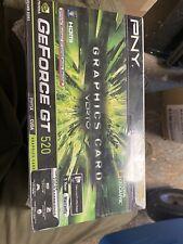 PNY NVIDIA GeForce GT 520 (VCGGT5201XPB) 1GB GDDR3 SDRAM PCI Express x16...