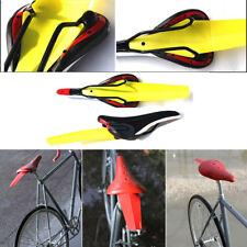 7 Farbe Mudguard Radschutz Spritzschutz Schutzblech Fender Für MTB Fahrradsattel
