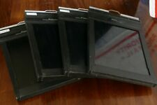 4 Riteway 4x5 film holders. Excellent+ condition.