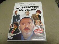"DVD ""LA STRATEGIE DE L'ECHEC"" Dominique FARRUGIA, Jean-Paul ROUVE, Kad MERAD, .."