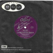 Little River Band We Two Australian Sample 45 record (1983)
