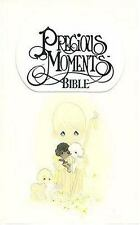 Precious Moments Bible: New King James Version/Child's Edition/Illustrated White