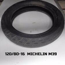 PNEUMATICO TYRE 120 80 16 120/80 16 120-80/16 MICHELIN M39