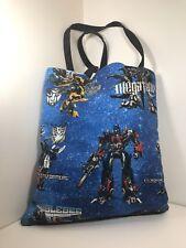 Transformers Retro Tote Bag