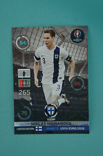 Panini Adrenalyn XL Road to Uefa Euro 2016 Niklas Moisander Limited Edition
