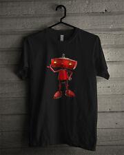 Bad Robot Lost Alcatraz Revolution Film Black T-Shirt S, M, L, XL, 2XL, 3XL
