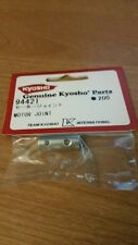 Kyosho Rc Surfer Part - Motor Coupling Includes Stainless Steel Set Screws