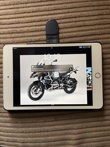 Apple iPad mini 4 16GB, Wi-Fi + Cellular (Unlocked), 7.9in - Gold