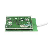 5.8GHZ Microwave Radar Sensor 6-9M Smart Switch for Home/Control M