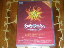 EUROVISION ESC TURKISH RELEASE 2012 BAKU AZERBAIJAN SEALED 3 DVD SET DVD TURKEY