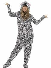 Zebra Costume, Large, Party Animals Fancy Dress/Cosplay #CA