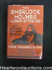 The Sherlock Holmes Long Stories by Sir Arthur  Conan Doyle- High Grade