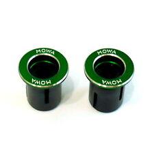gobike88 MOWA Bar End Caps/Plugs, 25g, Green, A72