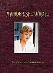 Murder She Wrote - The Complete Fourth Season (DVD, 2006, 5-Disc Set)